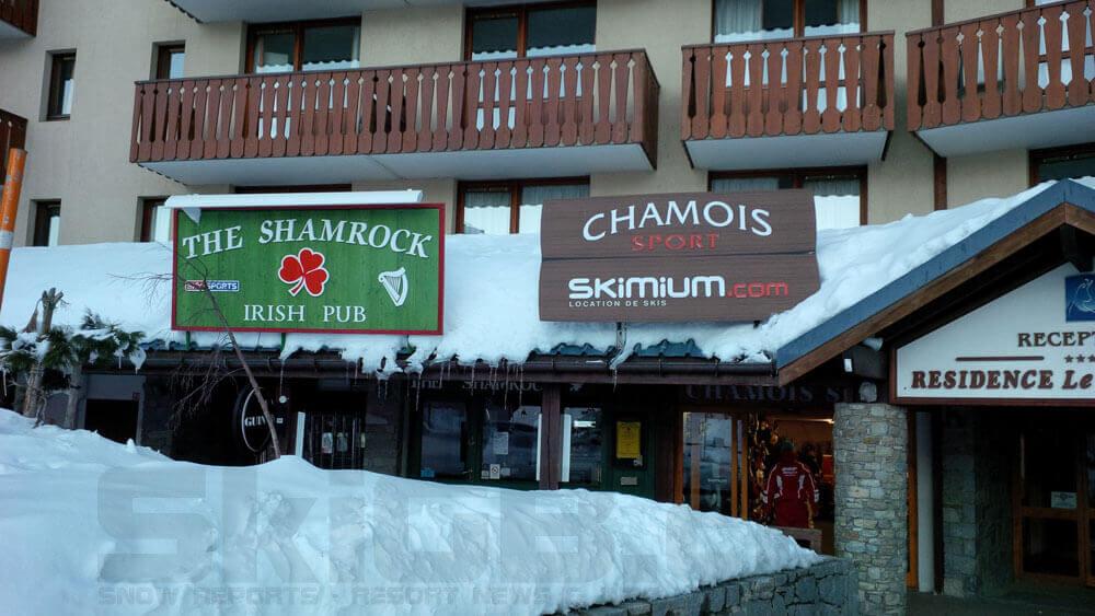 Image of The Shamrock