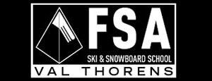 Free School Attitude Val Thorens Ski School logo