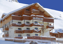 Val Thorens Le Sherpa Hotel