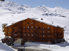 Val Thorens Hotel Val Chaviere