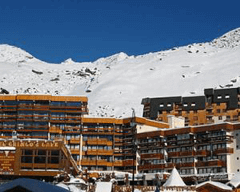 Val Thorens - Top of Resort