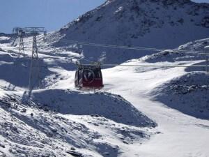Val Thorens new ski area