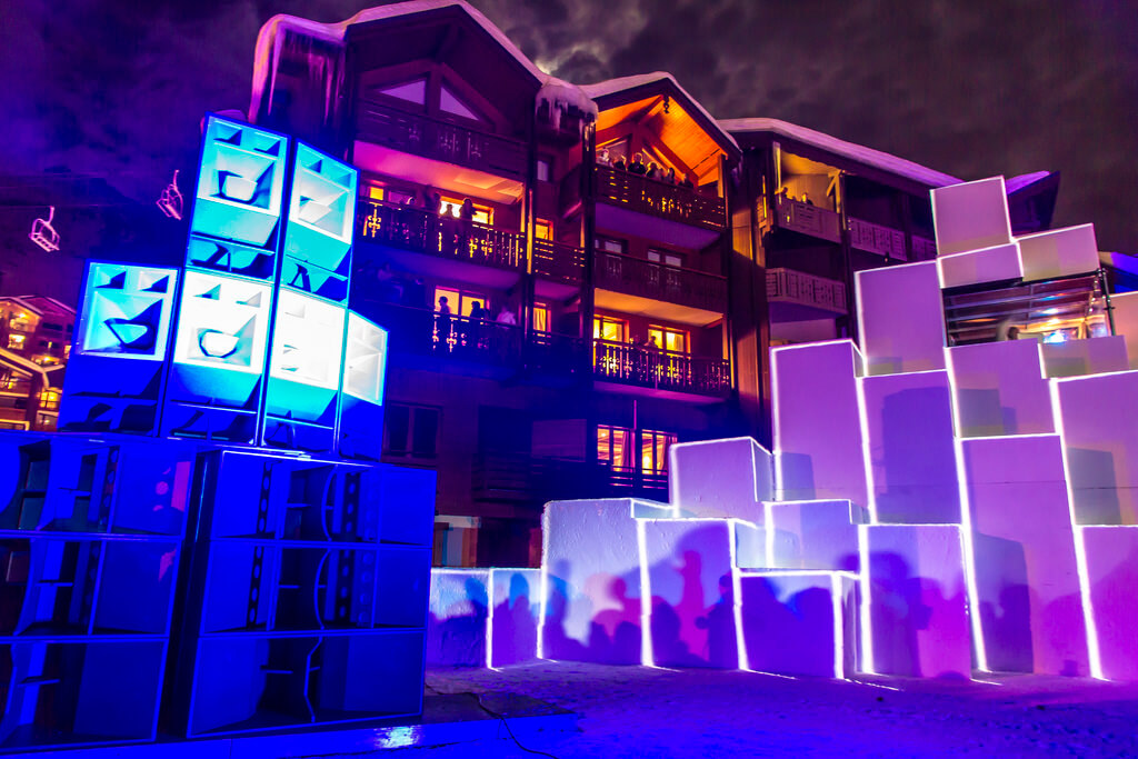 Val Thorens New Years Party!