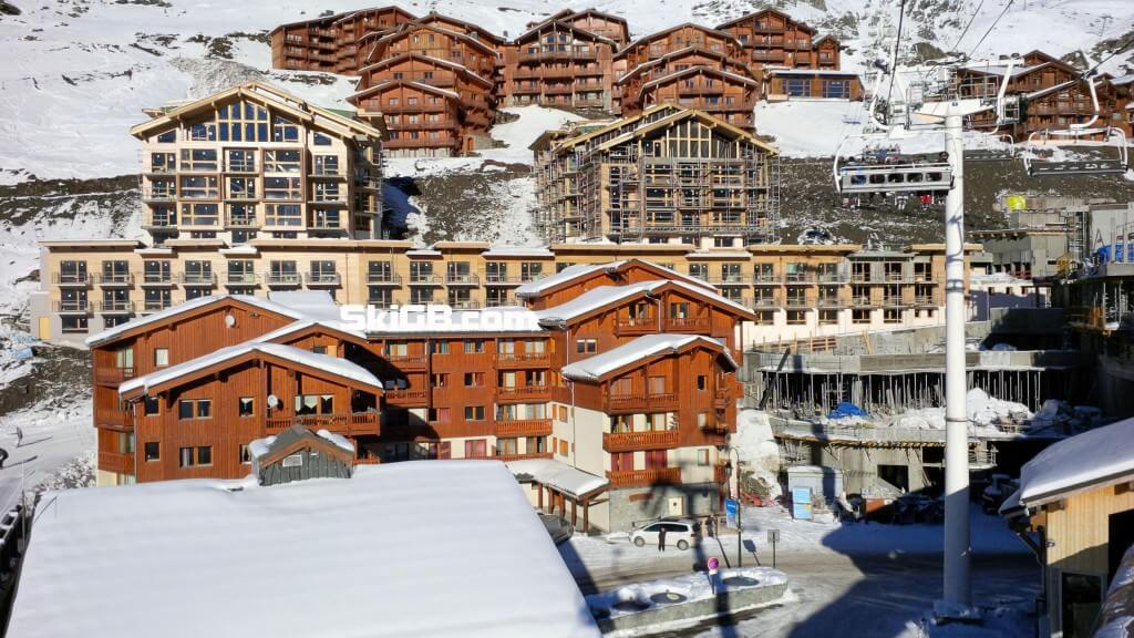Val Thorens Club Med Village Hotel
