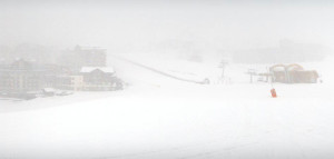 Val Thorens Last Day of the Season