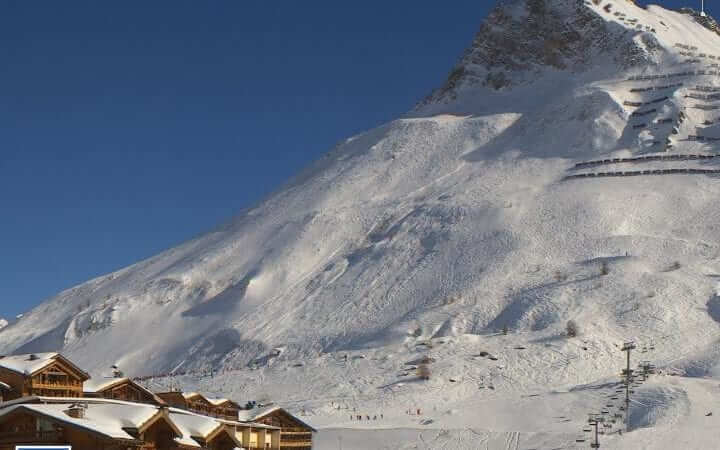 What we can learn from Tignes' Avalanche?